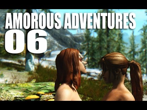 AMOROUS Adventures 06 IS THIS WHAT I WANT?
