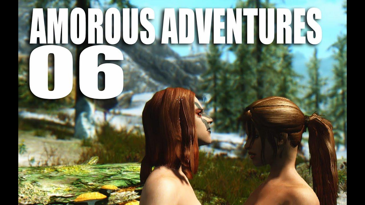 skyrim amorous adventures