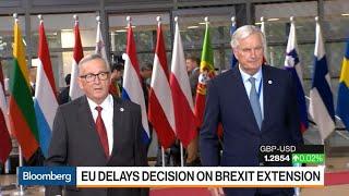 Boris Johnson Seeks Dec. 12 General Election