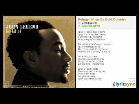 John Legend - Refuge (When It's Cold Outside)