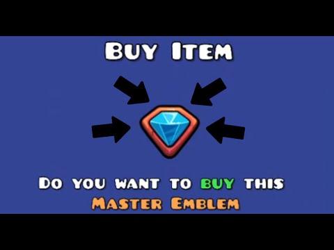 Getting The Master Emblem    Geometry Dash