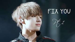 Fix You (BTS Taehyung FF) part 1