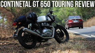 Continental GT 650 Touring Review