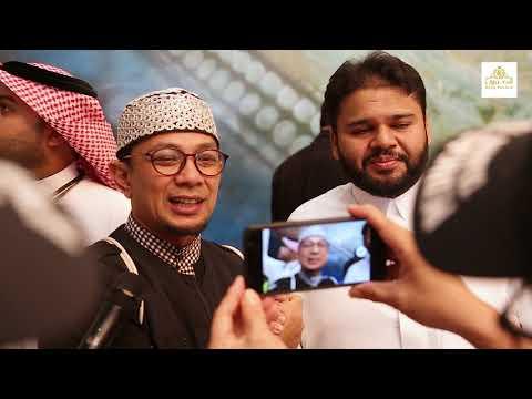 wijayanto sangat senang dengan sambutan para pegawai rizq palace