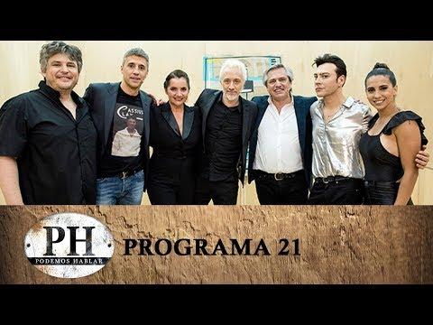Programa 21 (02-12-2017) - PH Podemos Hablar