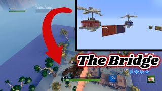 Fortnite Creative The Bridge (Minecraft Hypixel Game Mode Remake) - Code