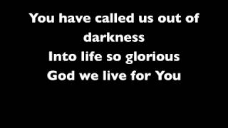 Chosen Generation | Chris Tomlin | Lyrics