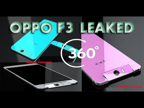 Oppo F3 Release Date, News & Update: Everything You Need To