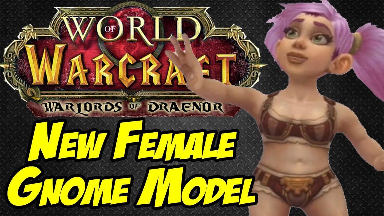 Porn Female gnome wow