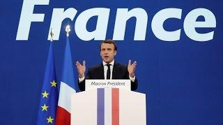 Emmanuel Macron, prawdopodobnie zostanie nowym prezydentem Francji