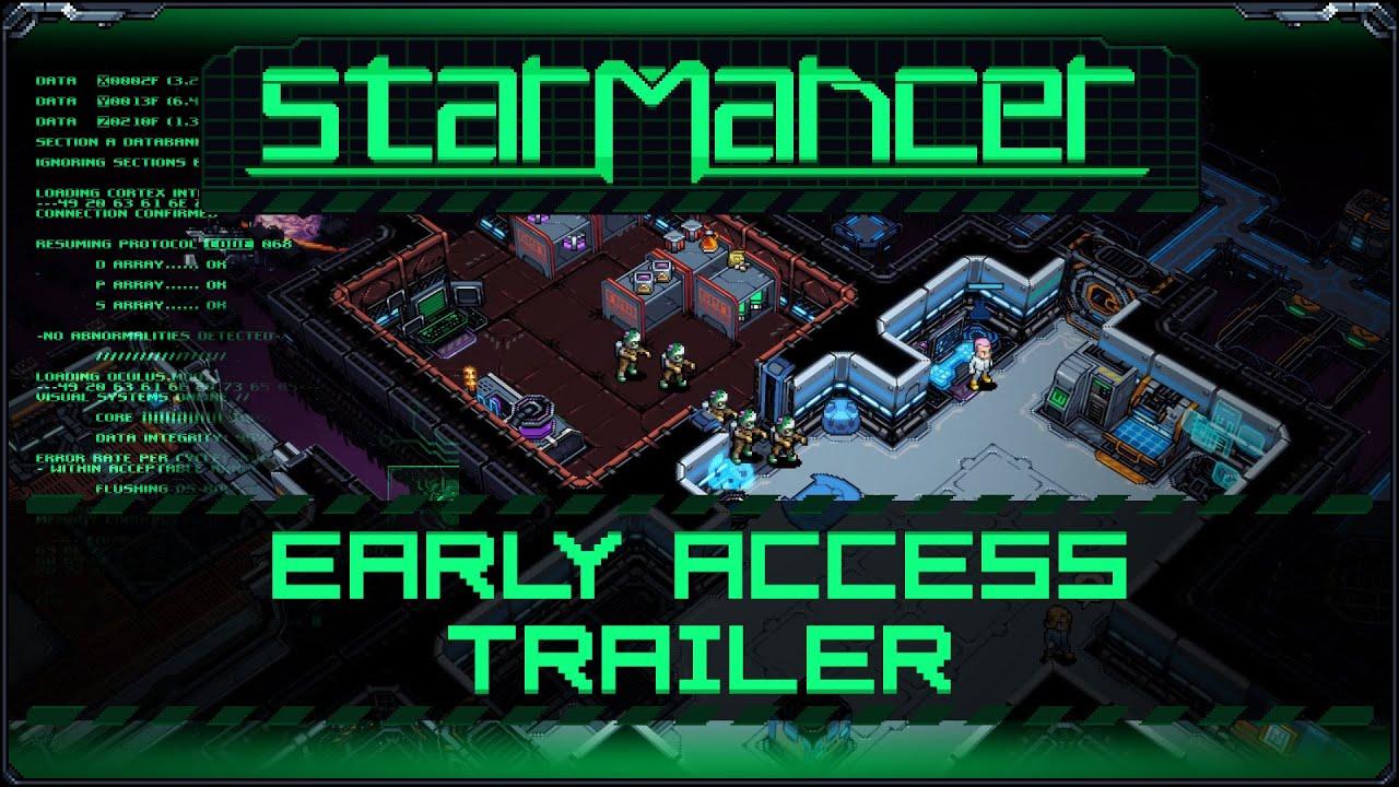 Starmancer - Early Access Release Date Trailer (E3 2021)