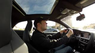 Real Videos: 2013 Audi S5 - Living with a Sports Coupe Review
