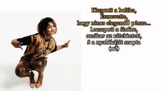M.I.A. 10 Dollar (Magyarul, Hungarian Lyrics On Screen)