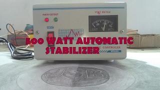 500 Watt 50HZ Automatic Stabilizer. YT-16