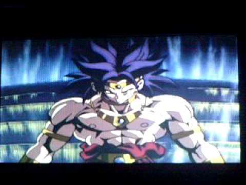 Broly The Legendary Super Saiyan Part 3
