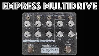 Empress Multidrive Demo