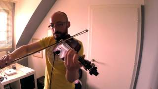 Night Vision (Lindsey Stirling) - Benchfiddler