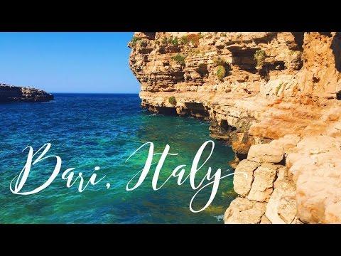 TRAVEL MONTAGE - Bari, Italy - Hidden Gem!