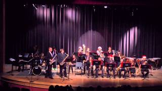 Have Yourself a Merry Little Christmas - Corona High Jazz Ensemble