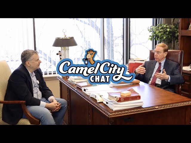 Camel City Chat Episode 36 with Dr. Gary Chapman