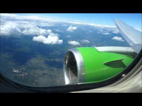 Перелёт Москва-Тиват S7 Airlines Boeing 767-300