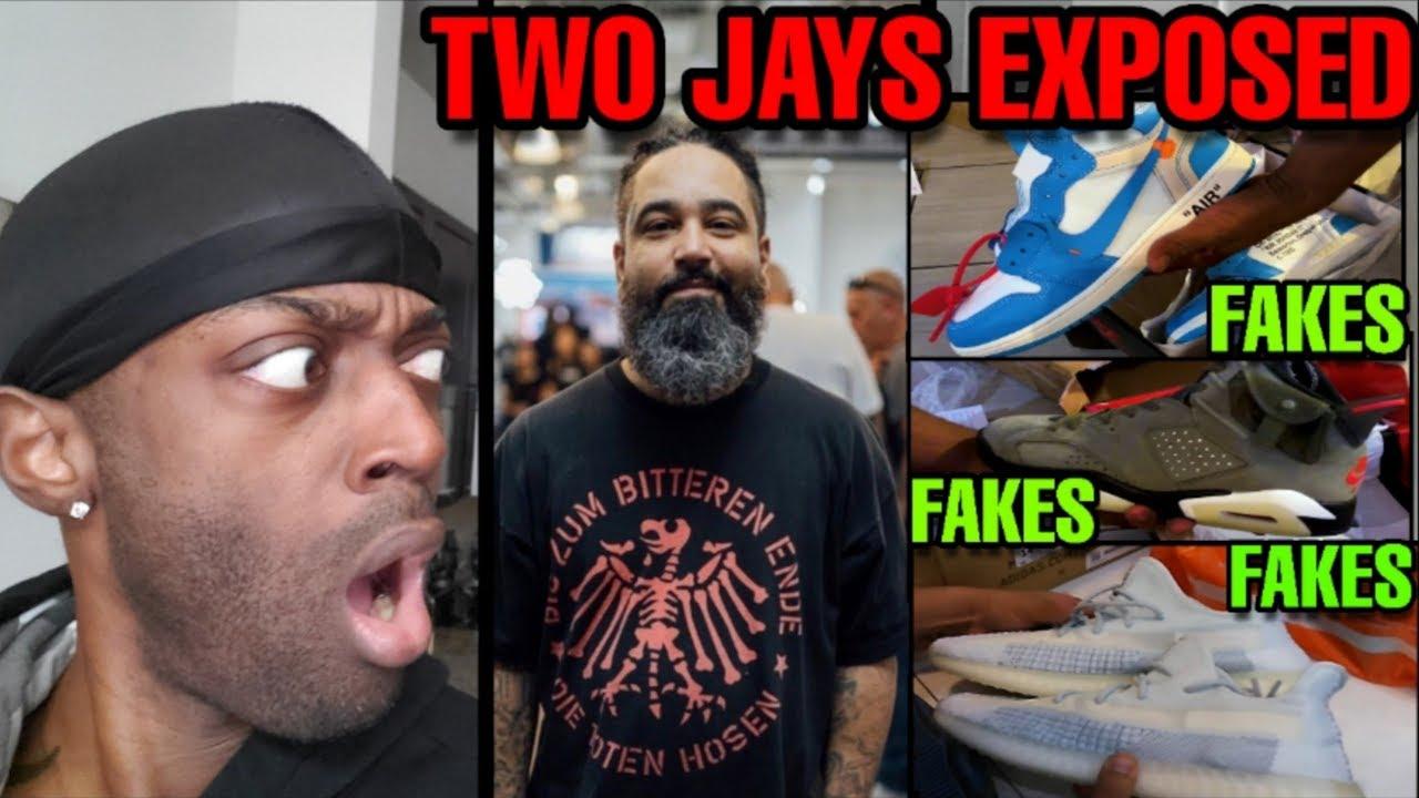Two Jays Kicks Urban Necessities