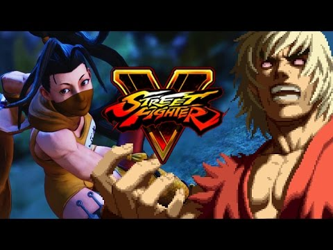 DAMN YOU, IBUKI! Road To Platinum: Street Fighter 5 w/Mods