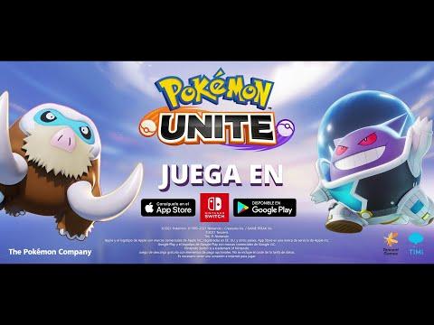 ¡Pokémon UNITE llega a los dispositivos móviles mañana!