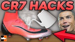 Super Easy CR7 Hacks! Tips & Tricks To Be Like Ronaldo!