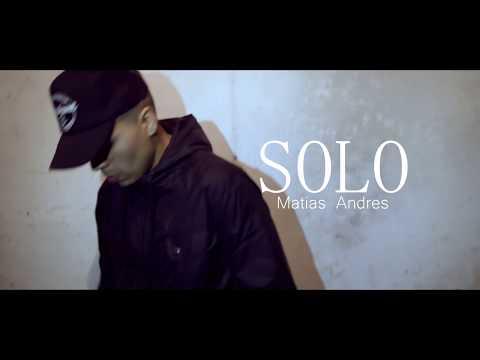 Matias Andres  - Solo ( Video Oficial ) | Autentico