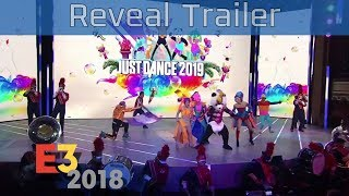 Just Dance 2019 - E3 2018 Reveal [HD]