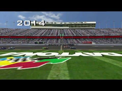 NR2003 - NASCAR Track Evolutions (Daytona)