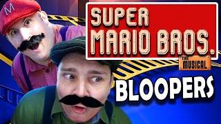 BLOOPERS from SUPER MARIO BROS: THE MUSICAL