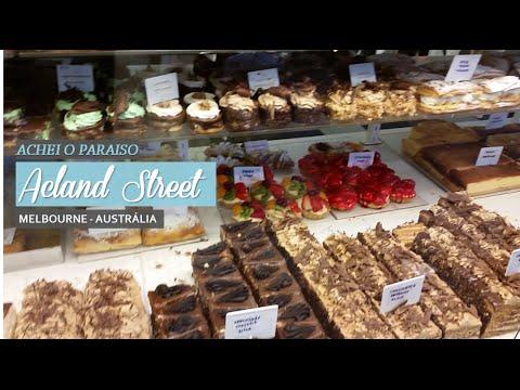 ACHEI O PARAISO - Acland Street - Melbourne - Austrália