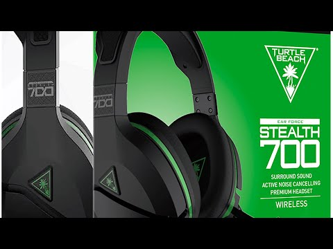 How To Fix Turtle Beach Stealth 700 Headset Not Charging!!
