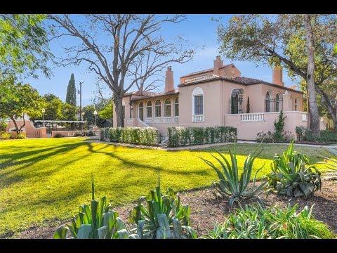 The Elegant Villa Amore in Monte Vista, San Antonio,Texas