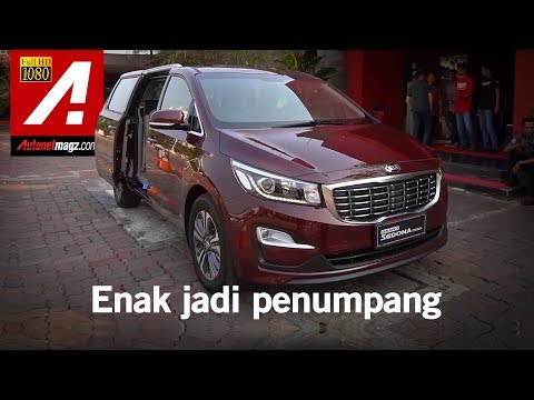 KIA Grand Sedona Diesel Review & Test Drive By AutonetMagz