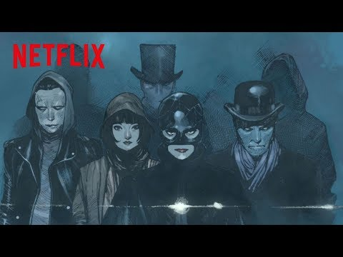The Magic Order | Bande-annonce VOSTFR | Netflix France