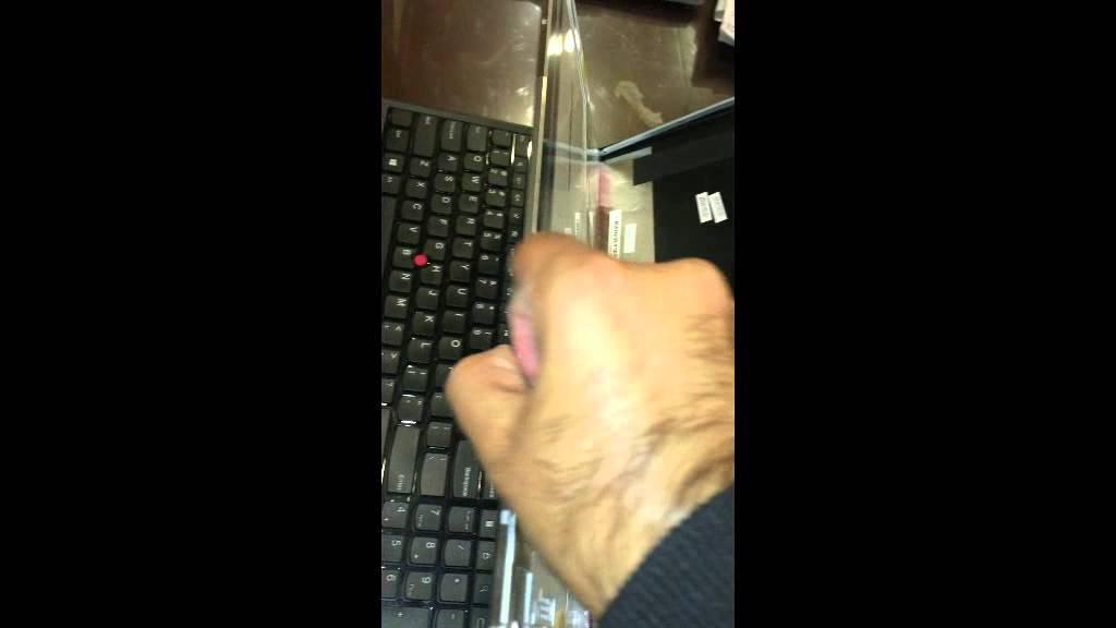 Laptop Screen replacement / How to replace laptop screen Lenovo ThinkPad  Edge E545