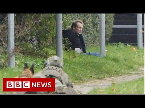 Danish submarine killer Madsen caught in prison escape - BBC News