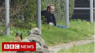 Danish submarine killer Madsen caught in prison escape - BBC News