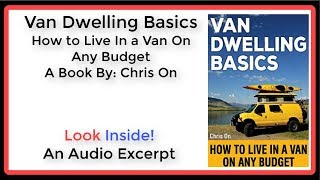 Rv Books-Van Dwelling Basics How To Live In A Van On Any Budget