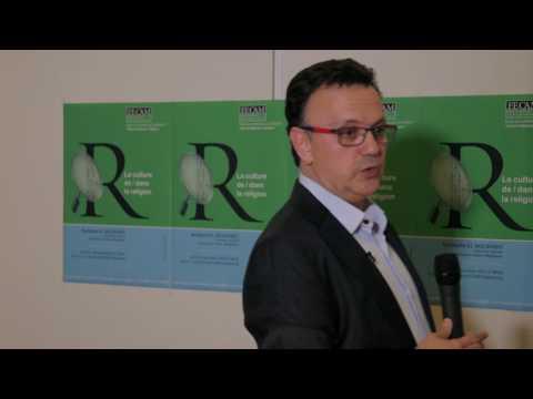 Conférence Mustapha El Mourabit EECAM 2016