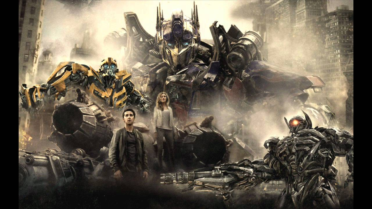 ✔️Transformers 3  - It's our fight (The Score - Soundtrack)