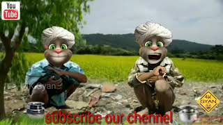 Sochalaye ki surbat _ _  modi lala  //comedy video by talking tom