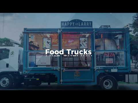 Buy A Food Truck  | Food Truck For Sale Dubai | Food Trucks UAE @ KitchenAE.com