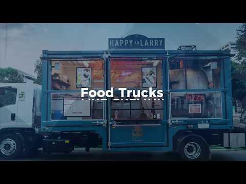 Buy A Food Truck  | Food Truck For Sale Dubai | Food Trucks UAE @ KitchenAE.com