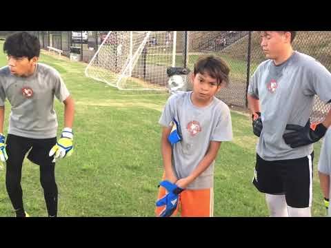 Alianza Soccer Club - Goalkeepers Training