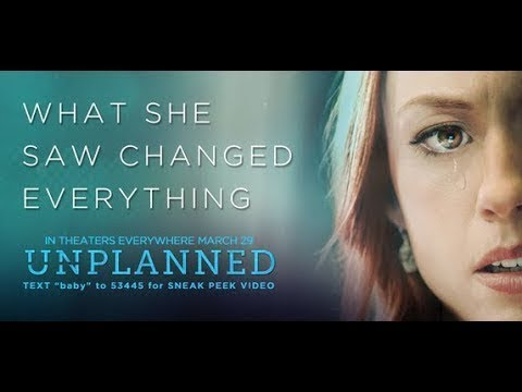 """unplanned"" - The true story of Abby Johnson"