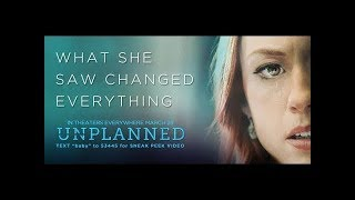 Official Unplanned Trailer